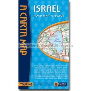 Carta's Israel Road Map