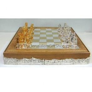 Biblical Chess Set