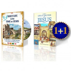 Daily Life in the Time of Jesus Book and DVD Movie
