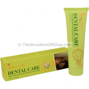Dental Care - Dead Sea Mineral Toothpaste