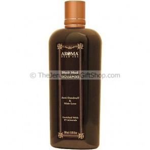 Aroma Dead Sea Black Mud Shampoo