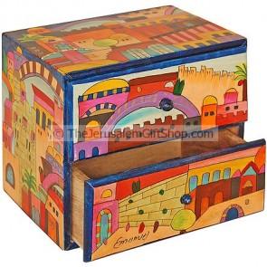 Emanuel nik-nak drawers - Jerusalem
