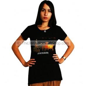 Ladies Jerusalem T-Shirt