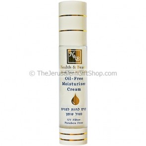 Facial Cream Oil-Free Moisturizer