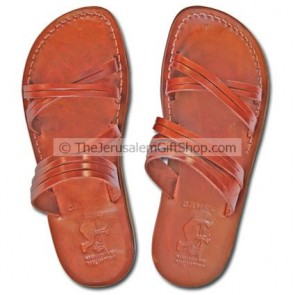 Biblical Hebron Sandals