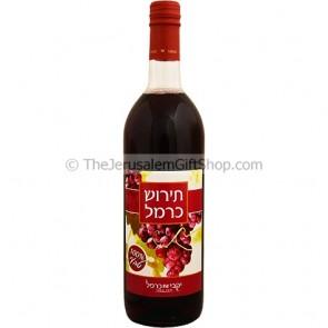 Communion Wine - Non Alchoholic Grape Juice - Carmel