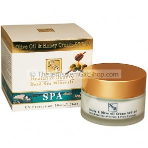 HB Olive Oil and Honey Cream SPF-20