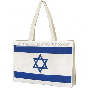 Israeli Flag Carrying Bag