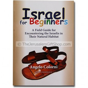 Israel for Beginners Book
