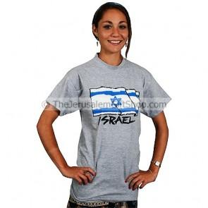 Israel Flag Tshirt