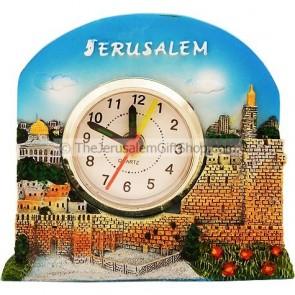 3D Jerusalem Scene Alarm Clock