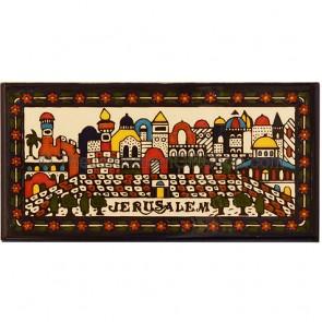 Wall Tile 'Jerusalem' Rectangle