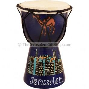 Tam Tam Drum - Jerusalem - 6 Inch