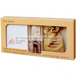 The Jerusalem Stone Memento
