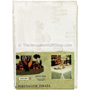 Tablecloth - Jerusalem Design