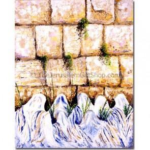 Jerusalem Western Wall Sukkot
