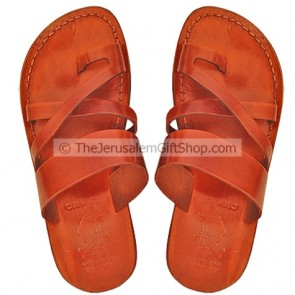 Biblical Bethlehem Sandals