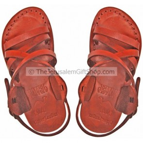 Kids Jesus Sandals - Holy land