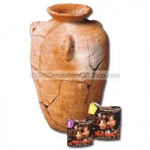 Antika Pottery Kit: Jordan Valley