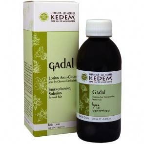 Gadal - Hair Care Solution by Herbs of Kedem Dead Sea
