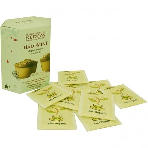 'Halomint' by Kedem Herbs - Organic Infusion Sleeping Aid and Relaxing Tea