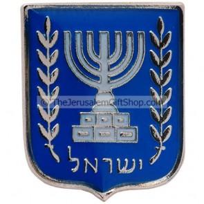 Lapel Pin Israel Menorah