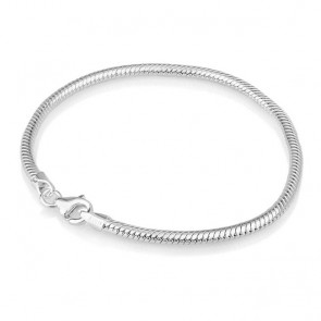 Sterling Silver 'Gracelet Bracelet - Classic Chain with Lobster-Style Clasp