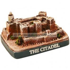 The Tower of David - Citadel Mini Ornament