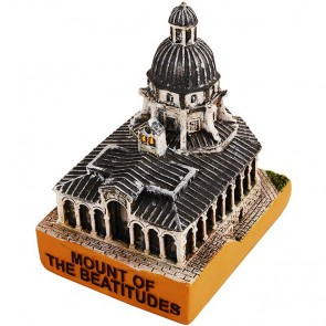 Mount of Beatitudes Miniature Ornament