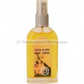 Pure Nard Fragrance from the Holy Land - Bottle