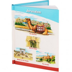Notepad - Scenes of Jerusalem