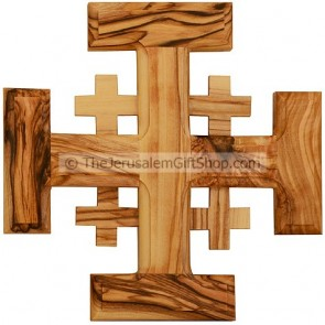 Jerusalem Cross - Wall Hanging