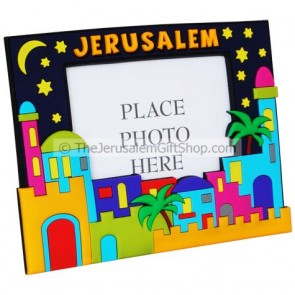 Photo Frame - Jerusalem Old City