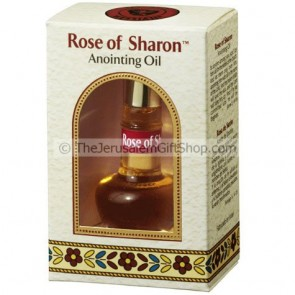 Rose of Sharon - Anointing Oil 8ml
