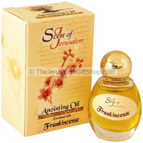Scent of Jerusalem - Anointing Oil - Frankincense