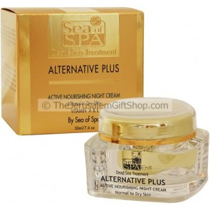 Alternative Plus - Active Nourishing Night Cream