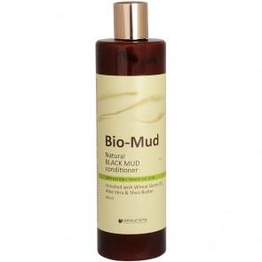 Dead Sea Black Mud Conditioner with Wheat Germ Oil, Aloe Vera Shea Butter