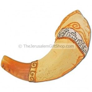 Decorated Rams Horn special