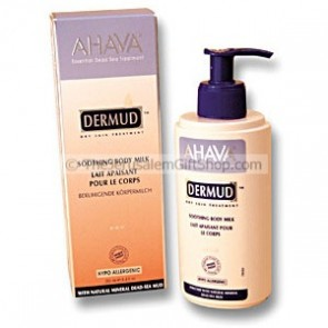 Ahava Dermud Soothing Body Milk