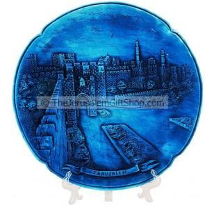 Souvenir 3D Plaque - Jerusalem