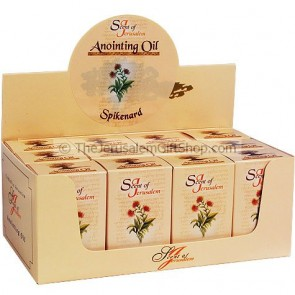 Display Case - Spikenard Anointing Oil