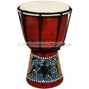 Star of David Tam Tam Drum 7.5 Inch