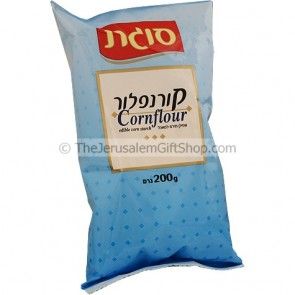 Cornflour from the Holy Land
