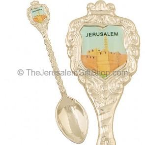 Teaspoon Souvenir - Tower of David