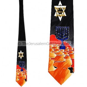 Tie - Pray for the Peace of Jerusalem