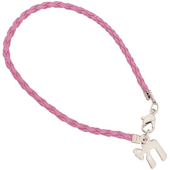 Chai - Life Bracelet in Pink