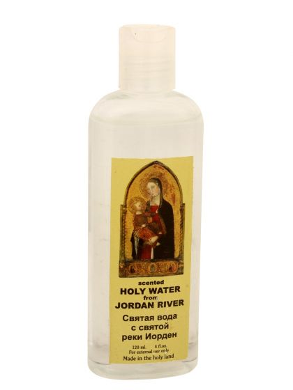 Holy Water from the Jordan River 120 ml.