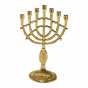 Small Curved Grafted In Menorah