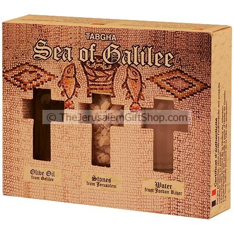 Holy Land Gift Pack - Tabgha