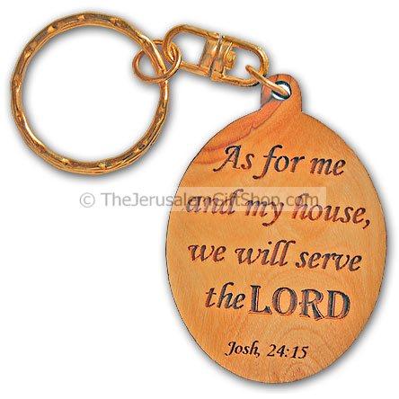 Keychain - Joshua 25:15